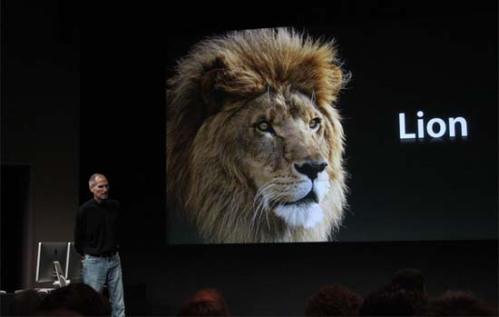 Apple-lion